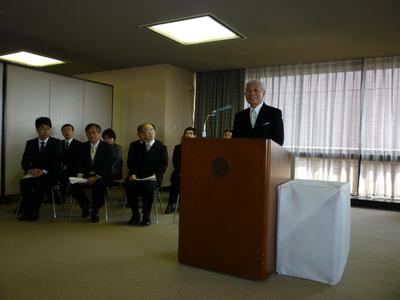 5大学連携事業 平成22年度 修了証書授与式 2011.3.25 - 44.JPG
